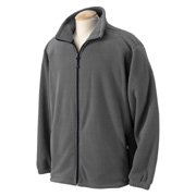 Devon &  Jones Men's Wintercept Fleece Full-Zip Jacket
