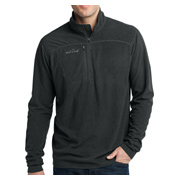 Eddie Bauer 1/4-Zip Grid Fleece Pullover
