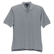 Vantage Velocity Cotton Pique Polo