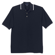 Vantage Velocity Edge-Trim Polo