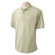 Devon & Jones Men's Tanguis Cotton Pique Polo