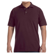 Anvil Men's Ringspun Pique Polo