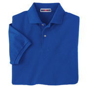 Jerzees 5.9 oz. 50/50 Pique Sport Shirt With SpotShield