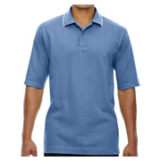 Ash City - Extreme Men's Edry Needle-Out Interlock Polo
