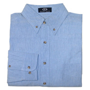 Vantage Coastal Chambray Shirt