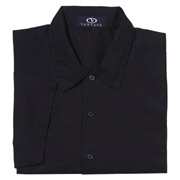 Vantage Mini-Box Polynosic Camp Shirt