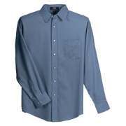 Vantage Easy-Care French Twill Shirt