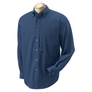 Chestnut Hill Men's 32 Singles Long-Sleeve Twill