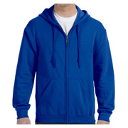 Gildan 7.75 oz. Heavy Blend 50/50 Full-Zip Hood