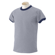 Gildan 6.1 oz. Ultra Cotton Ringer T-Shirt