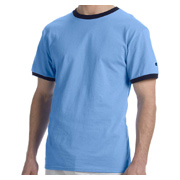 Champion 5.2 oz. Tagless Ringer T-Shirt
