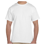 Gildan Ultra Cotton 6 oz. T-Shirt - White