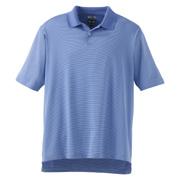 Adidas Golf Men's ClimaCool Classic Stripe Jersey Polo