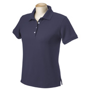 Chestnut Hill Ladies' Performance Plus Pique Polo