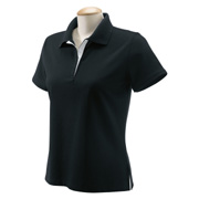 Devon & Jones Ladies' Tanguis Cotton Pique Polo