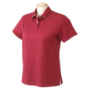 Chestnut Hill Ladies' Performance Plus Mercerized Polo
