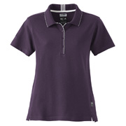 Adidas Golf Women's ClimaLite Stretch Interlock Polo