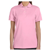 Anvil Ladies' Ringspun Pique Polo