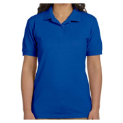 Gildan Ladies' DryBlend 6.5 oz. Pique Polo
