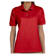 Gildan Ladies' 6.5 oz. Ultra Cotton Pique Polo