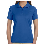 Devon & Jones Ladies' Dri-Fast Advantage Solid Mesh Polo