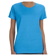 Gildan Ladies' 5.3 oz. Heavy Cotton Missy Fit T-Shirt