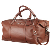Cutter & Buck Leather Weekender