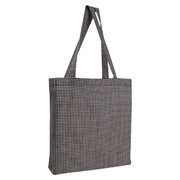 Printed Gusseted Economy Tote