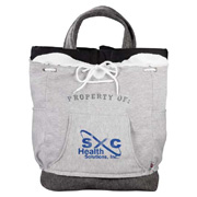 Our Team Hoodie Backpack Tote