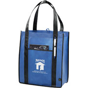 PolyPro Non-Woven Contrast Carry-All Tote