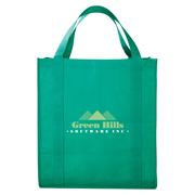 PolyPro Non-Woven Large Foldable Snap Tote