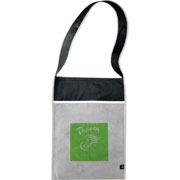 PolyPro Non-Woven Contrast Vertical Tote