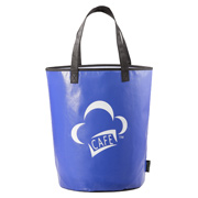 Laminated Non-Woven Basket Tote
