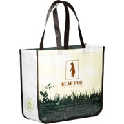 Laminated Non-Woven Large Shopper Tote