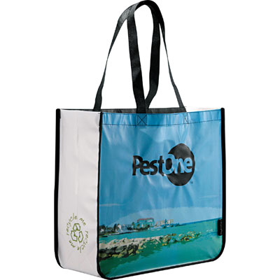 Laminated Non-Woven Large Shopper