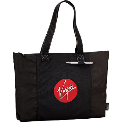 100% Recycled PET Laguna Zippered Tote