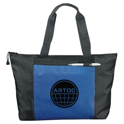 Excel Sport Zippered Meeting Tote
