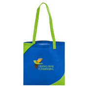 Poly Pro Printed Accent Tote