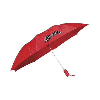 "43"" Automatic Opening Nylon Umbrella With Case"