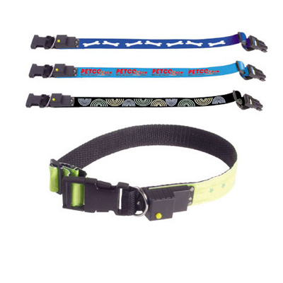 Adjustable EL Animation Dog Collar