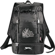 Slazenger Drop-Bottom Drawstring Backpack