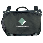 Silverlight Messenger Bag