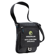 Zoom Media Messenger Bag for Tablets