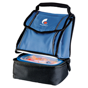 New Connections Dual Compartment Lunch Cooler