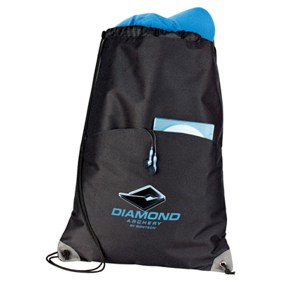 Profiles Drawstring Cinch Bag
