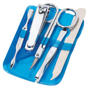 Manicure Set With Scissors