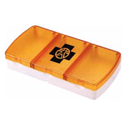 3-Compartment Pill Box
