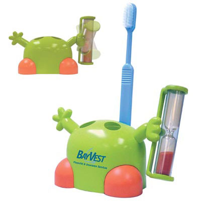 Tooth Brush Sand Timer