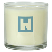 6 oz. Soy Clear Votive in White Gift Box