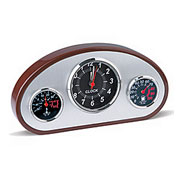 Dashboard Weather Station Clock